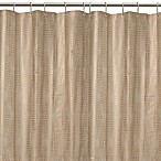 Peva Gator Shower Curtain in Gold