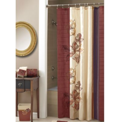 Croscill® Portantina 72-Inch x 72-Inch Shower Curtain