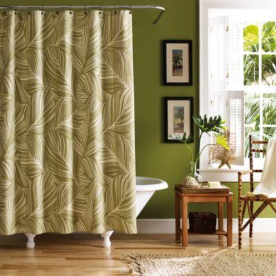Tommy Bahama® Montauk Drifter 72-Inch x 72-Inch Shower Curtain