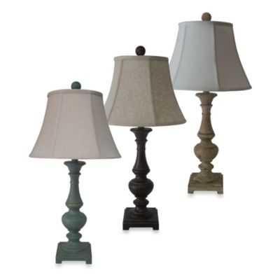 Traditional Baluster Table Lamp