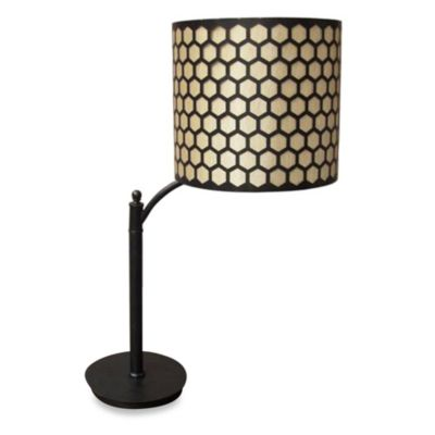 27-Inch Metal Table Lamp in Madison Bronze