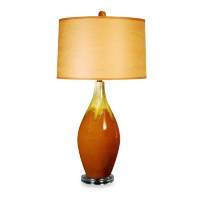 Desert Cactus Drip Table Lamp