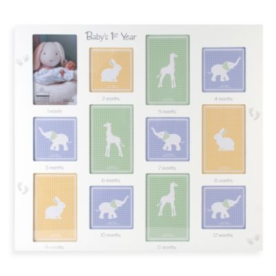 Monthly Baby Photo Frame