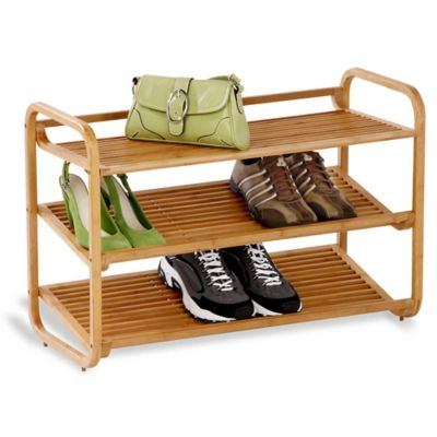 Decorative Shoe Rack
