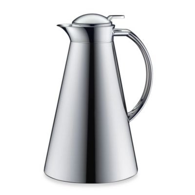 Alfi Fino 33-Ounce Stainless Steel Thermal Carafe
