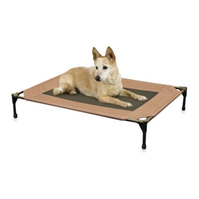 K&H™ Large Pet Cot™ in Chocolate