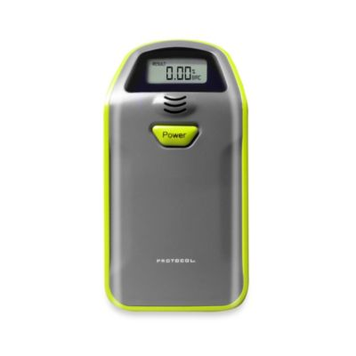 Protocol® Smart Check LCD Digital Alcohol Breath Checker