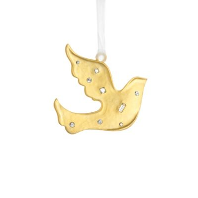 Reed & Barton® Golden Dove Ornament