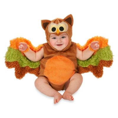 Just Pretend® Owl Infant Size 6-12 Months Romper