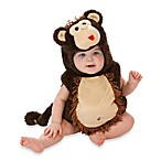 Just Pretend® Monkey Infant Romper