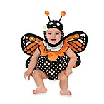 Just Pretend® Monarch Butterfly Infant Romper