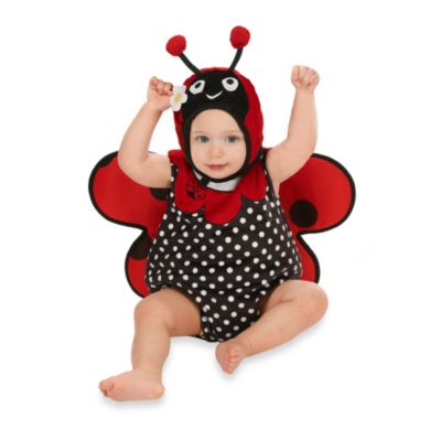 Just Pretend® Ladybug Infant Size 0 to 6 Months Romper