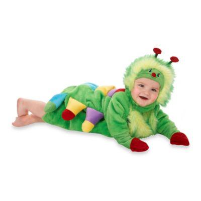Just Pretend® Caterpillar Infant Size 0-6 Months Romper
