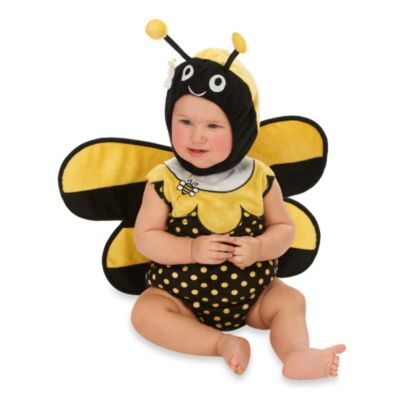 Just Pretend® Bumblebee Infant Size 0-6 Months Romper