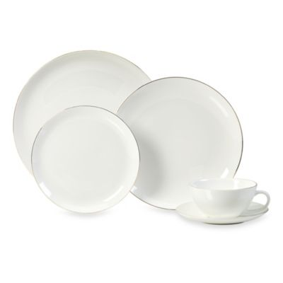 Mikasa® Simplicity Gold 5-Piece Place Setting