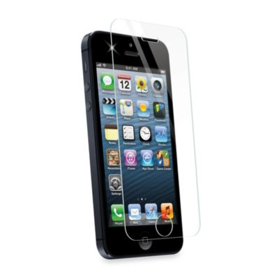 ScreenGuardz® iPhone® 5 Pure™ Premium Glass Screen Protector