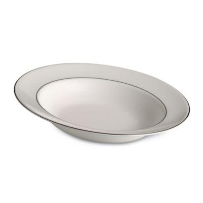 Wedgwood® Signet Platinum 8-Inch Rim Soup Bowl