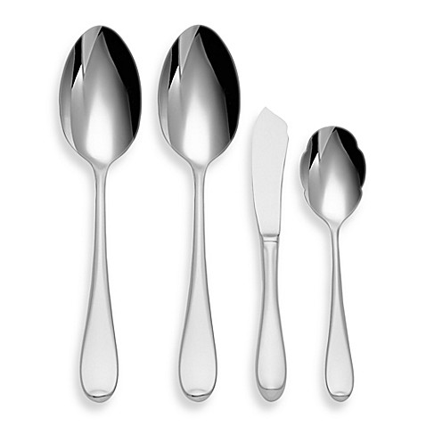 Gorham® Studio™ 4-Piece Serving Set