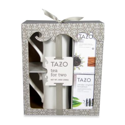 Tazo® Tea For Two Mug Gift Set