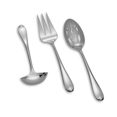 Gorham® Studio™ 3-Piece Hostess Set