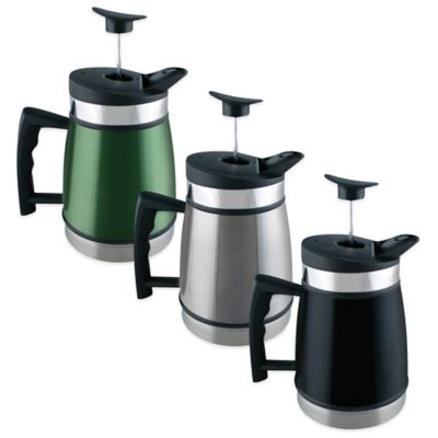 Green Coffee Maker Press
