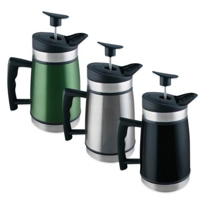 Planetary Design 20-Ounce Table Top French Press in Black