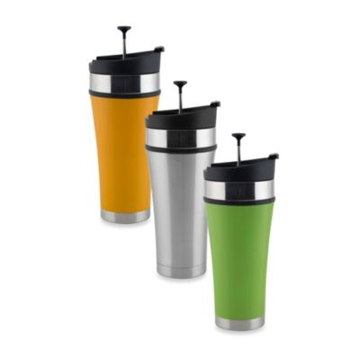 Planetary Design 16-Ounce Tea Infuser and Travel Tumblers