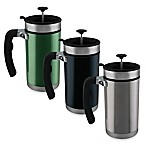 Planetary Design Desk Press 20-Ounce French Press Travel Mugs