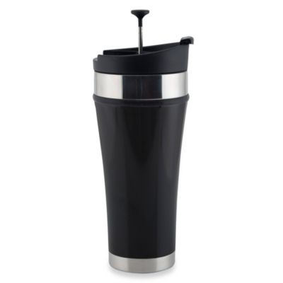 Planetary Design 16 oz. Tea Tumbler in Black