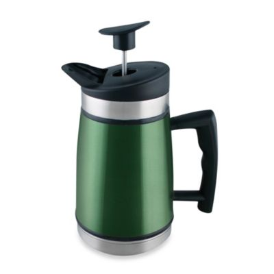 Green French Presses