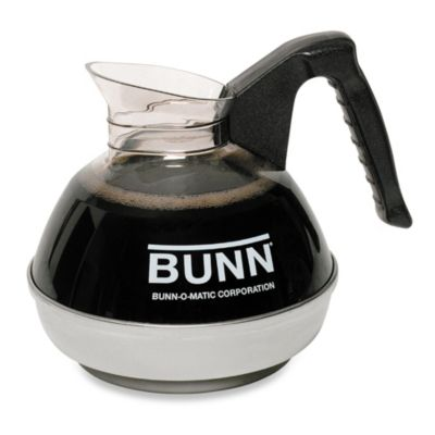 Bunn® Easy Pour Coffee Decanter with Black Handle