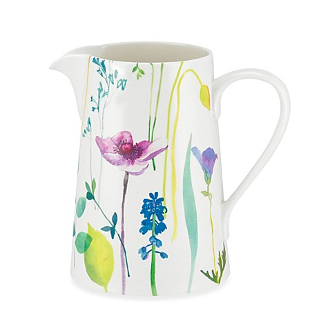 Portmeirion® Water Garden 1.5-Quart Jug/Pitcher