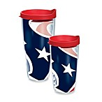 Tervis® Houston Texans Wrap Tumblers with Red Lid