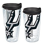 Tervis® San Antonio Spurs Wrap Tumblers with Black Lid