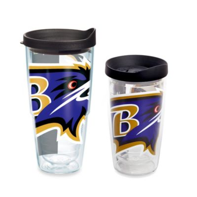 Tervis® Baltimore Ravens 16-Ounce Wrap Tumbler with Black Lid