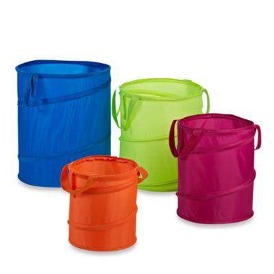Bongo Buckets (Set of 4)