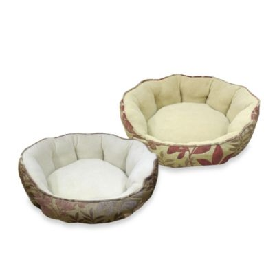 Pawslife™ Bristol Cozy Pet Bed in Taupe