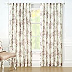 Laura Ashley® Belle Heather Window Panel Pair