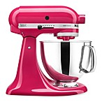 KitchenAid® 5-Quart Artisan™ Stand Mixer in Cranberry
