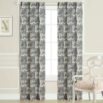 Laura Ashley® Tatoon Window Panel Pair