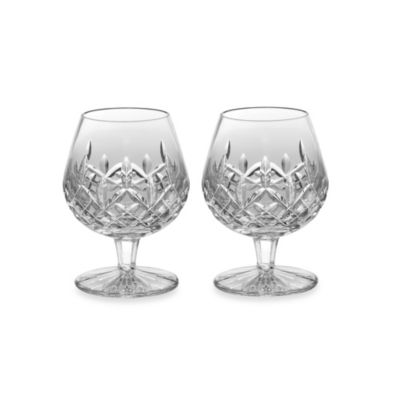 Waterford Lismore Brandy Balloon (Set of 2)