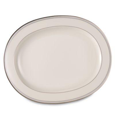 Aegean Mist 14-Inch Oval Platter