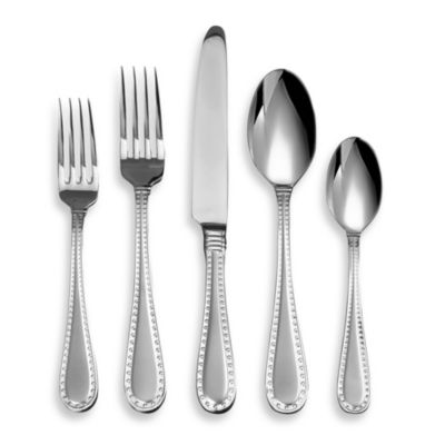 Ricci® Rivets 5-Piece Place Setting