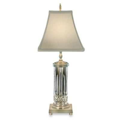 Waterford® Lismore 22-Inch Lamp