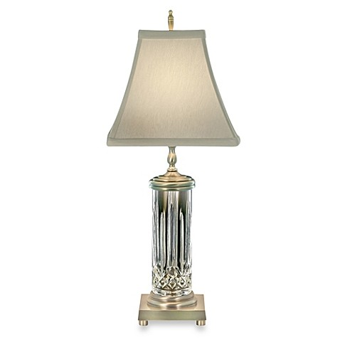 Waterford 174 Lismore 22 Inch Lamp Bed Bath Amp Beyond