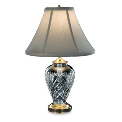 Waterford® Kilkenny Accent Lamp with Shade