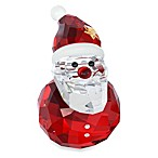 Swarovski Rocking Santa Christmas Ornament