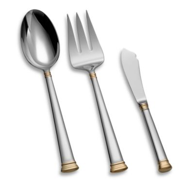 Lenox® Eternal® Gold 3-Piece Serving Set