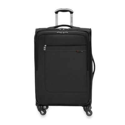 Ricardo Beverly Hills Sausalito Superlight 2.0 24-Inch Expandable Spinner Upright in Black