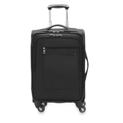 Ricardo Beverly Hills Sausalito Superlight 2.0 20-Inch Expandable Spinner Carry-On in Black